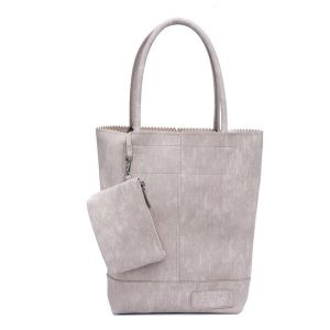 Zebra tas natural bag kartel – grey